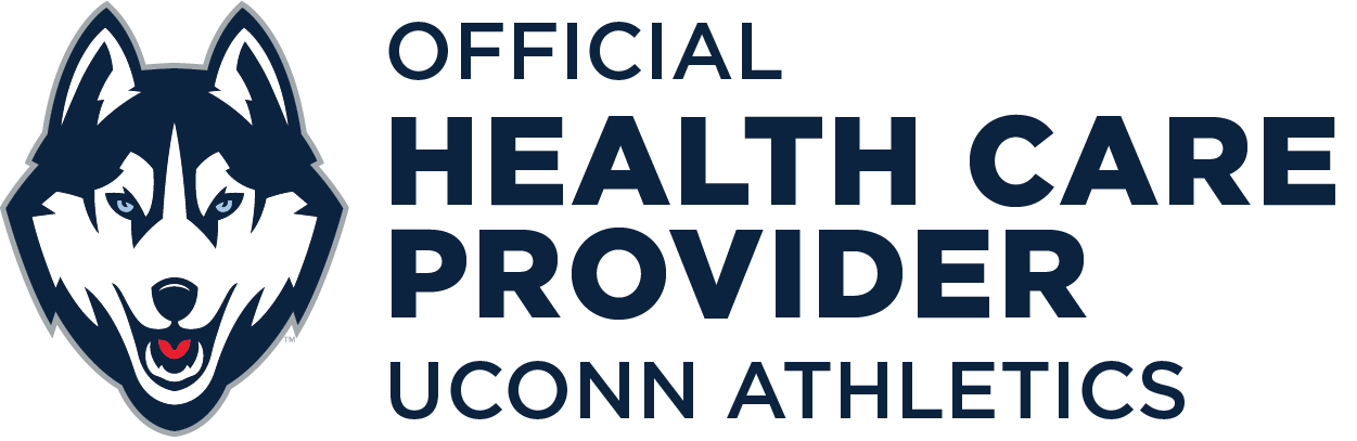 Official Health provider for UConn Huskies Athletics